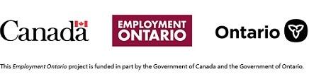 Canada Employment Ontario Ontario logos