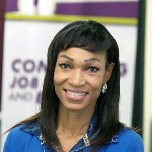 Denise Reid, Employer Services Consultant, Finance Sector