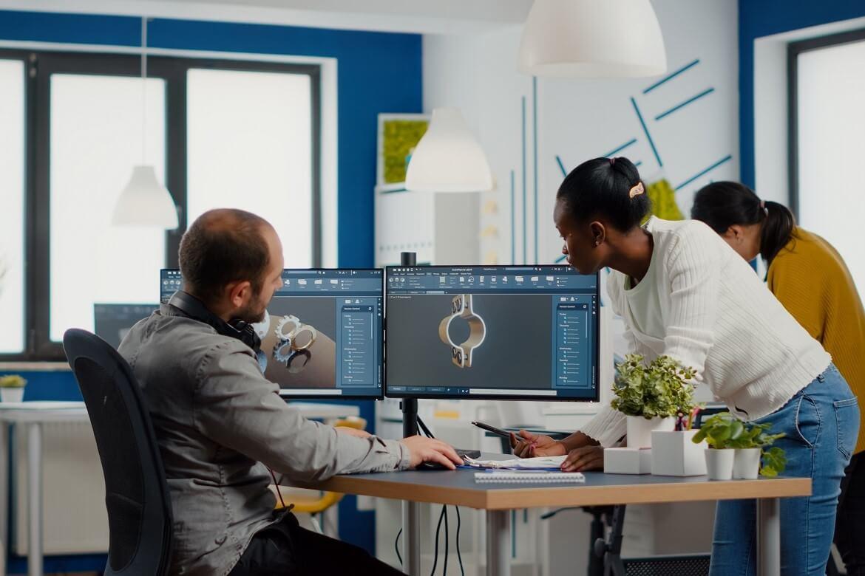report in demand tech jobs